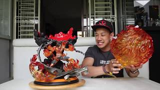 (ENGLISH SUBS) UNBOXING TSUME ART PORTGAS D ACE!!! THE BEST STATUE ANIME 2019!! RP 20.000.000 NOW!!!