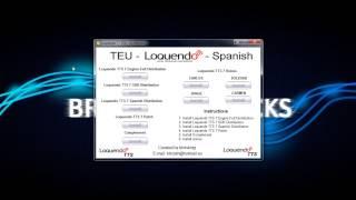 Como descargar e Instalar Loquendo FULL