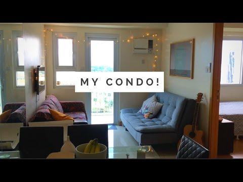 Manila condo tour - see where I live!
