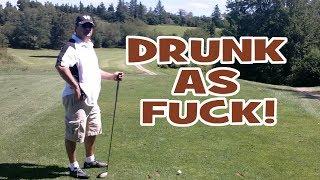 Drunk As Fuck - Pat Roach Golfing (SwearNet Sneak Peek)