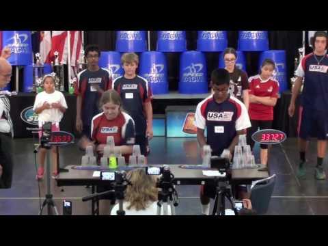 Juniors 2016 JRO Challenge - Final 4