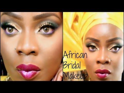 Nigerian makeup