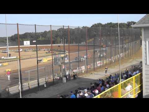 New Egypt Speedway 6-28-14 Rookies