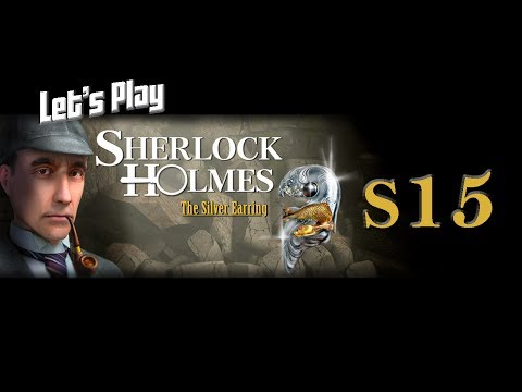 Sherlock Holmes: The Secret of the Silver Earring S15 - Quicklime |