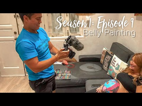 How To Do Belly Painting [S01E09]