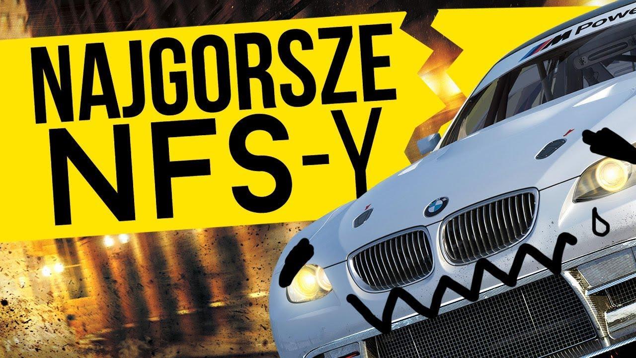 Download 5 najgorszych gier z serii Need for Speed