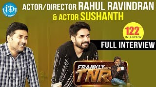 Frankly With TNR #122 - Exclusive Interview  || Talking Movies With iDream