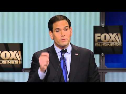 """Marco Rubio TV Ad: """"Disqualified"""" 