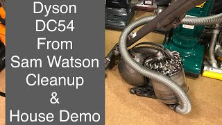 Dyson DC54 From BEKO1987, Unboxing and Full House Demonstration