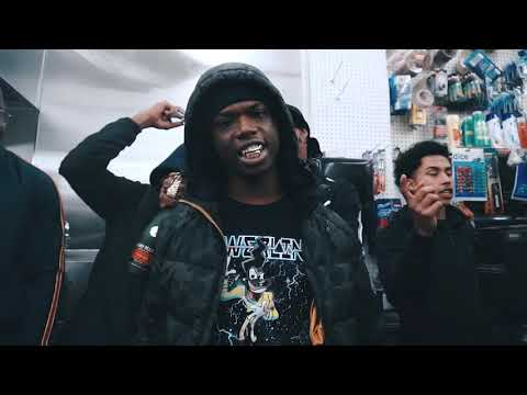 Luap X Squadie X SmokeOnDre - No Worries (Official Video) | Shot By @UNRULY_WES
