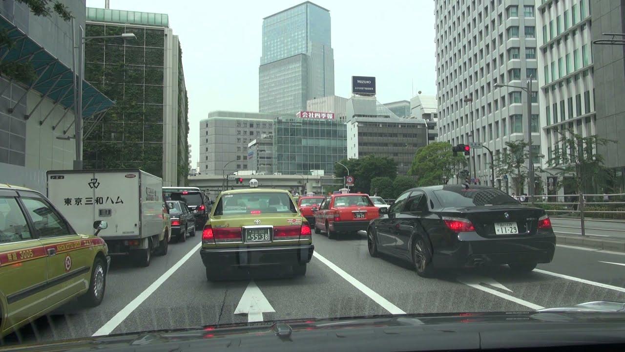外堀通り(東京都道405号外濠環...