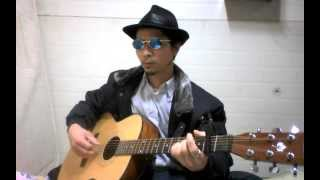 Loi Thu Xua - Guitar - Minh Phu