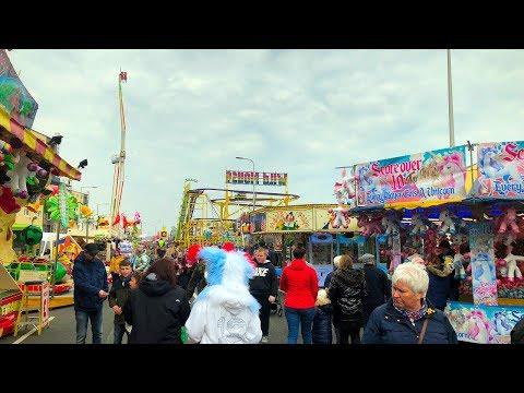 Kirkcaldy Links Market Fun Fair 2019 | Vlog