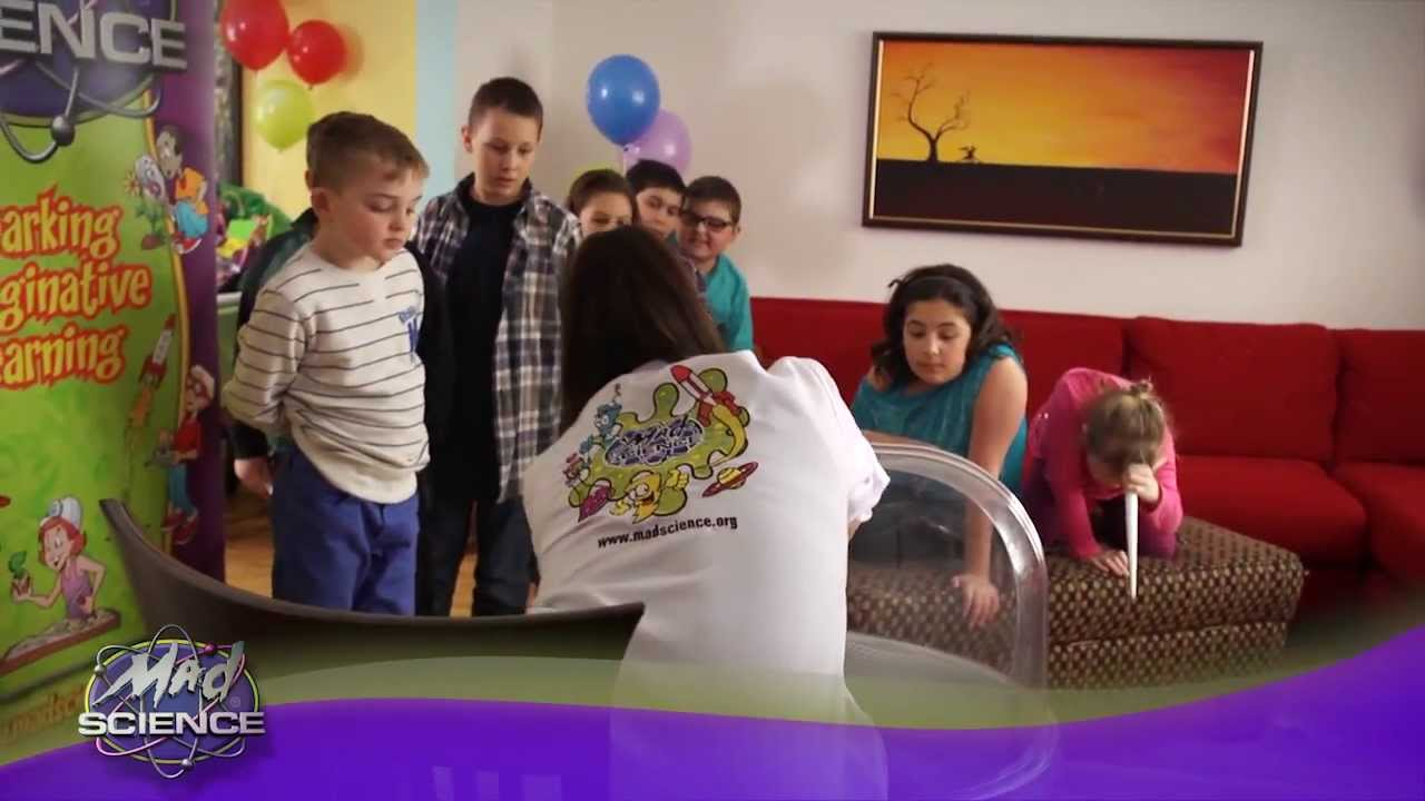 Mad Science Of San Diego Birthday Parties