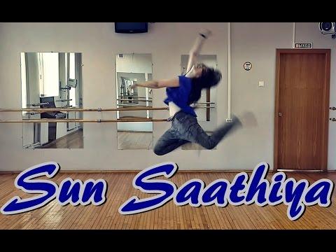 Sun Saathiya Dance - ABCD2 - Anita