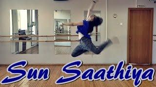 Anita - Sun Saathiya Dance - Shraddha Kapoor, Varun Dhavan| ABCD 2 (2015)