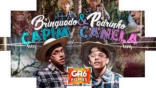 Смотреть клип Mc Brinquedo E Mc Pedrinho - Capim Canela