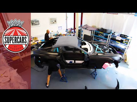 How do you build a TVR?