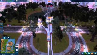 M4J3FFR135 Plays | Cities In Motion 2 | #13 | Experimental Re-Routes