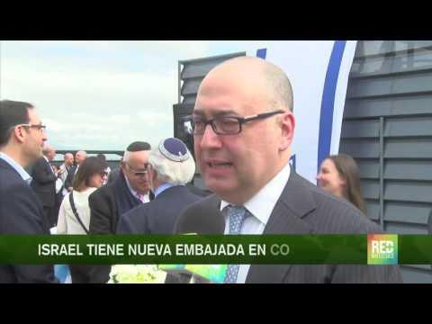 Israel Tiene Nueva Embajada En Colombia