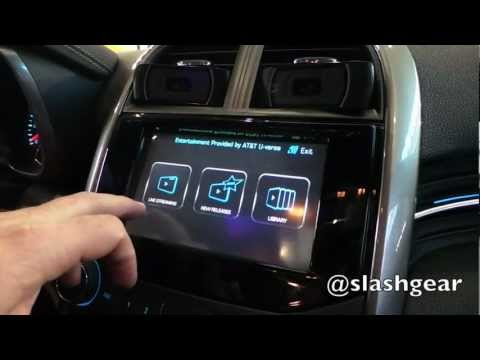 GM 4G LTE Connected Car demo