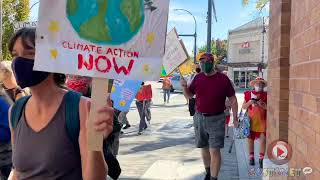'We are unstoppable': Climate rally in Penticton