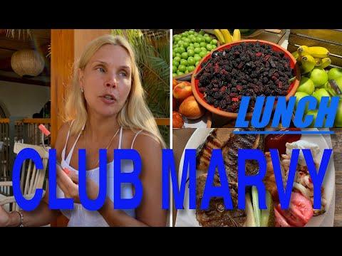 Club Marvy/ Lunch/ обед /