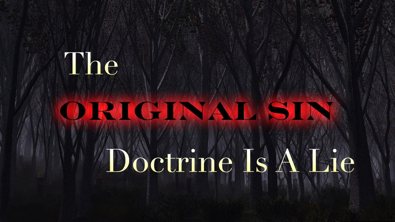 doctrine of sin You stated in your question that the doctrine of original sin teaches that all human beings are born with an innate tendency to disobey god.