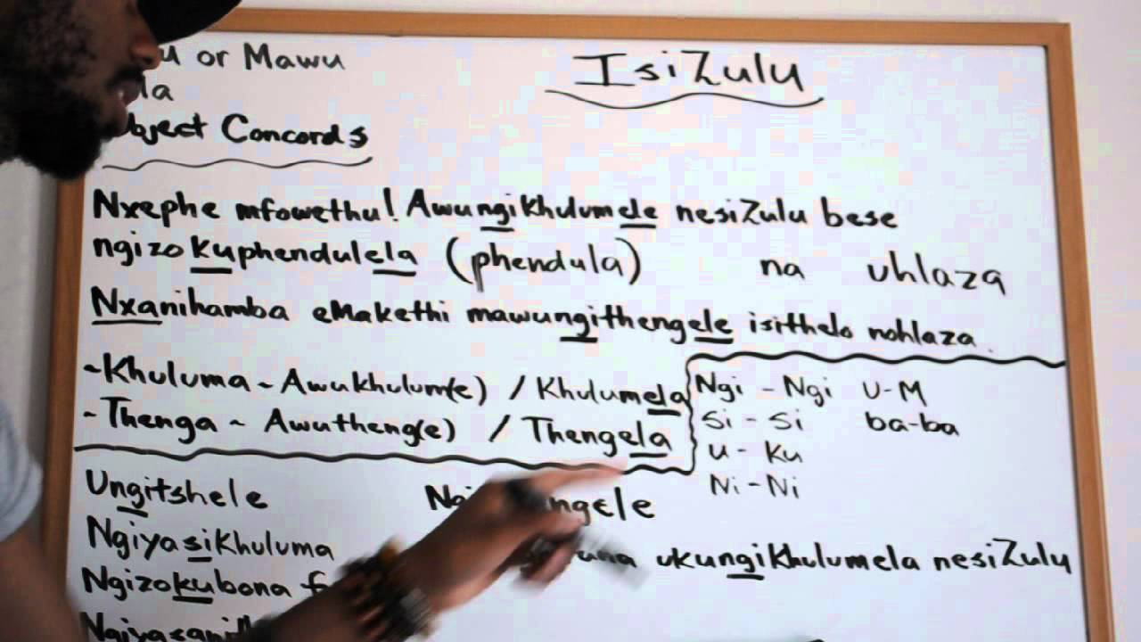Lets Learn Zulu