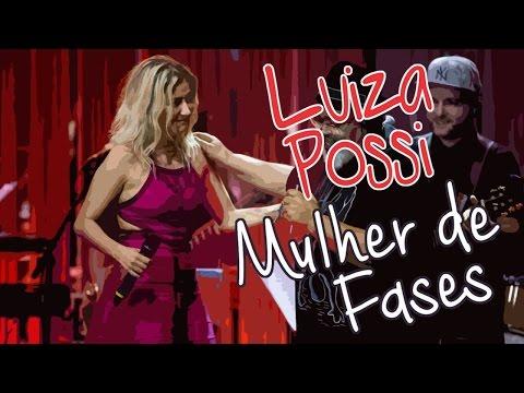 Luiza Possi- Mulher de Fases Música Boa Ao Vivo - MULTISHOW