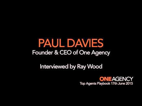 Ray Wood Interviews Paul Davies for Top Agents Playbook Podcast