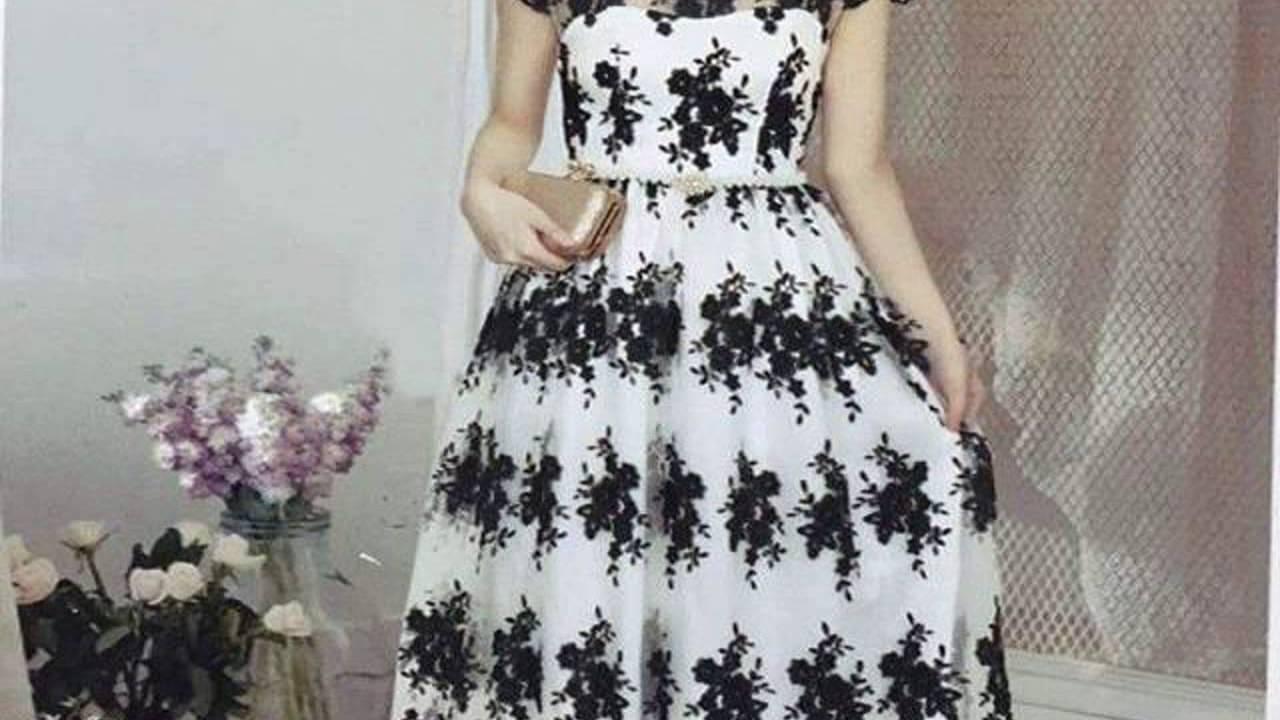 Pin 5e89d875 Dress Brokat Ukuran Besar Youtube