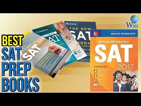8 Best SAT Prep Books 2017