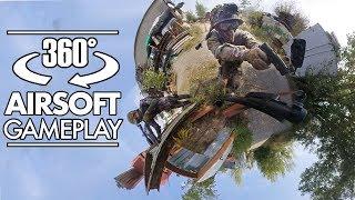 360° Airsoft Gameplay