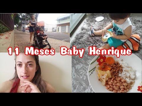 Mesversário 11 Meses Baby Henrique - Por Daiani Santos