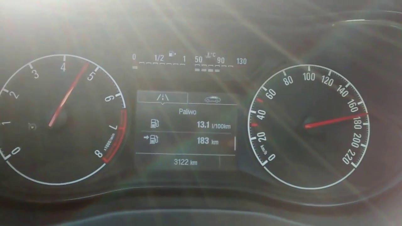 Opel Corsa E 14 75hp V Max 2c Winter Tires Youtube