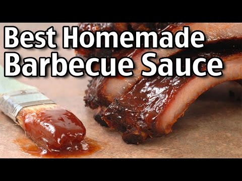 Best Easy No Cook Homemade Barbecue Sauce  / 10 Ways to Save on Groceries