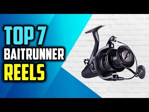 ✔️Best Baitrunner Reels 2020 | Top 7 Baitrunner Reels (Top Rated)