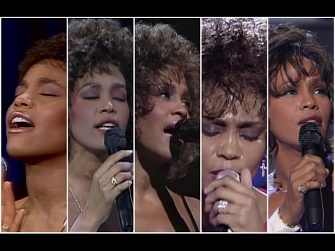 Whitney Houston - Favourite Live Performances