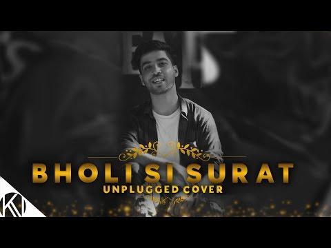 Bholi Si Surat I Unplugged Version I Dil To Pagal Hai I Shahrukh Khan I Karan Nawani
