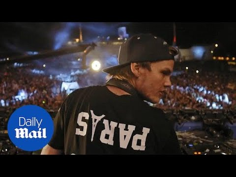 Documentary 'Avicii: true stories' reveals Swedish DJ's true self - Daily Mail