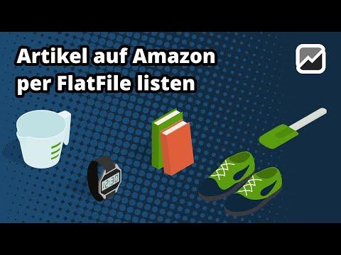 tricoma - Vorstellung Artikel auf Amazon listen