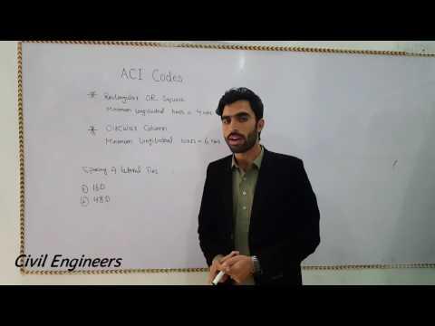 ACI Codes  (American Concrete Institute ) for civil Engineering.