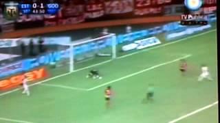 Roberto Russo - Estudiantes 0 VS Godoy Cruz 1 - Clau 2011