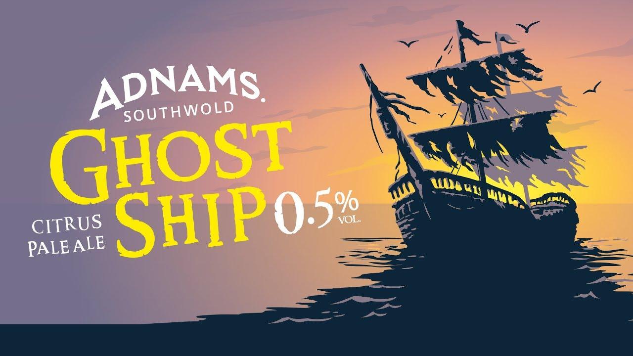 Ghost Ship 0.5% Chilli Con Carne | Adnams