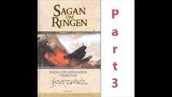 JRR Tolkien Sagan om ringen 3  Part   Svenska Ljudbok
