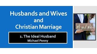 An Ideal Husband: Michael Penny