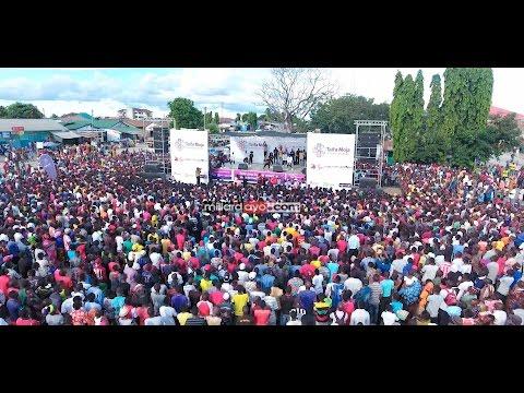 Harmonize na Rich Mavoko walipoitambulisha 'Show Me' Mbagala