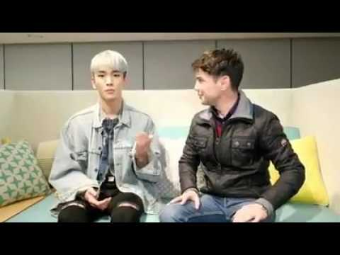 Preview of the SHINee kibum interview for Cinescape