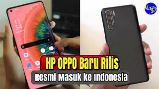 5 HP OPPO Terbaru 2020 Resmi Indonesia.